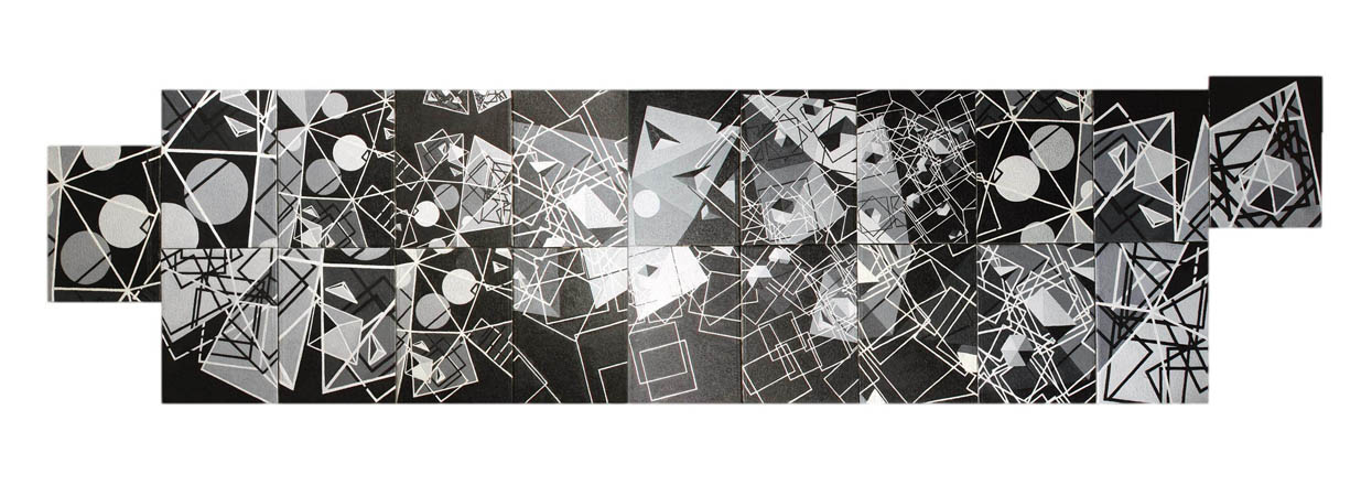 dodeca-2011-painting-installation-1-photo-oil-on-canvas-85x330-cm